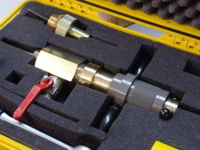 Hot-Tap-Drill